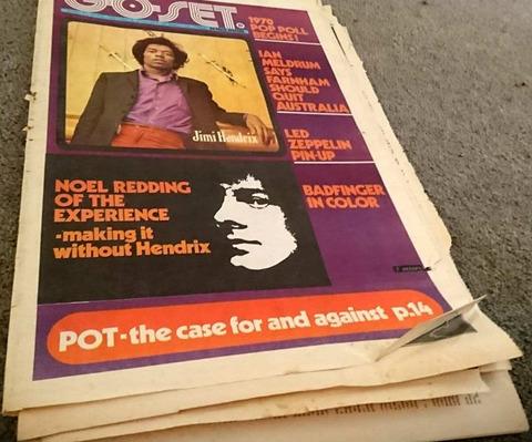 Go Set (April 11, 1970) cover