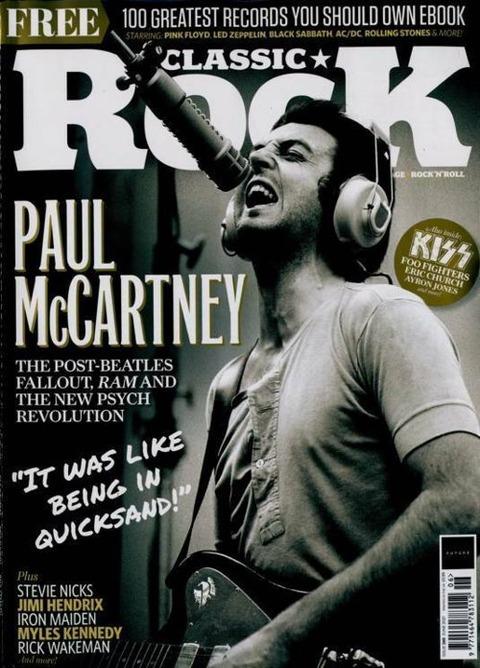 Classic Rock #288 June 2021