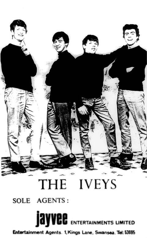 The Iveys 1965 n