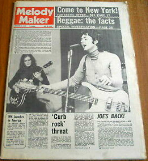 Melody Maker (February 19, 1972) b