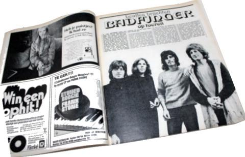 Muziek Expres #195 (March 1972)