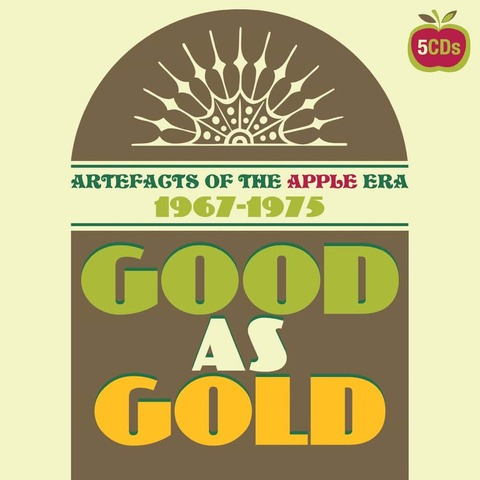 Good As Gold - Artefacts of The Apple Era 1967-1975