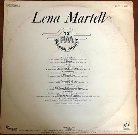 Lena Martell - 613 404 106 back