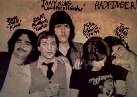 Bob Evans aka Tony King Badfinger
