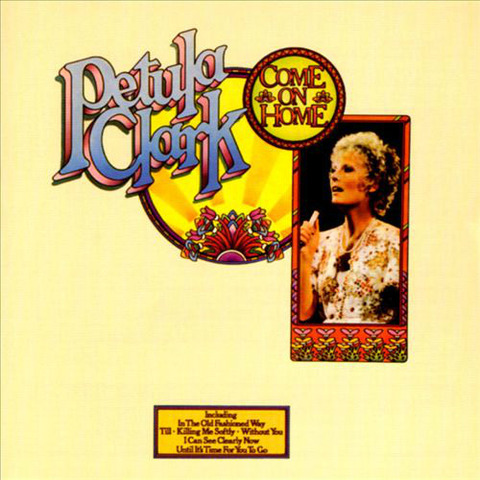 Petula Clark Come On Home CD