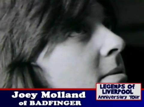 Legends of Liverpool Joey Molland