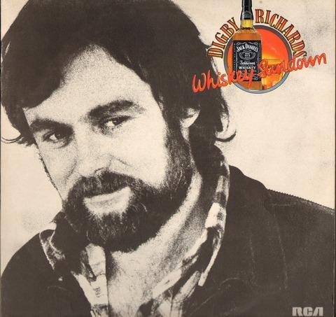 Digby Richards - Whiskey Sundown (1978)