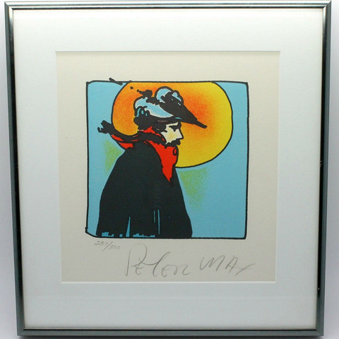 Peter Max - The Poet (1976)