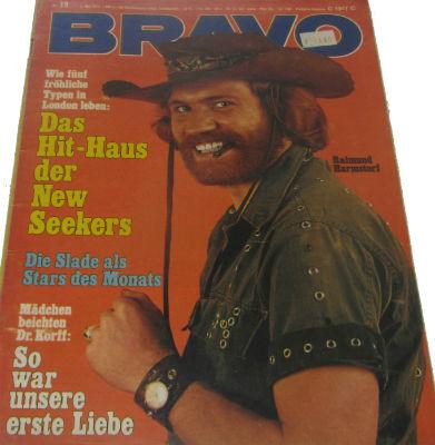 Bravo 1972-19 Raimund Harmstorf