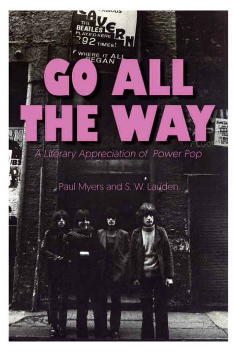 Go All The Way Hardcover cover