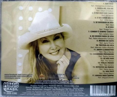 Jayne Encontros CD b