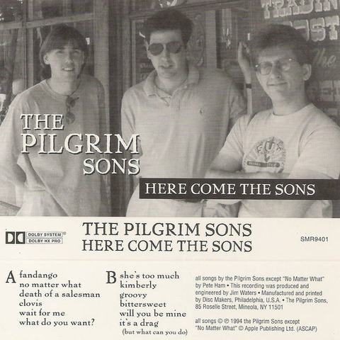 The Pilgrim Sons - Here Come The Sons