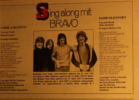 Bravo Singalong