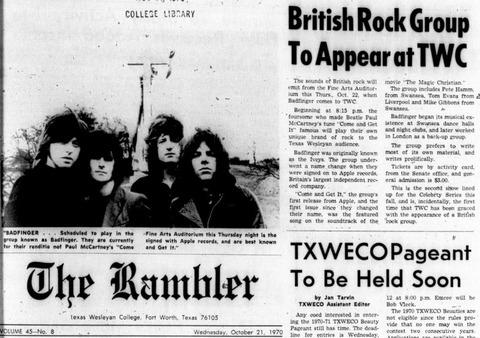 The Rambler October 21, 1970
