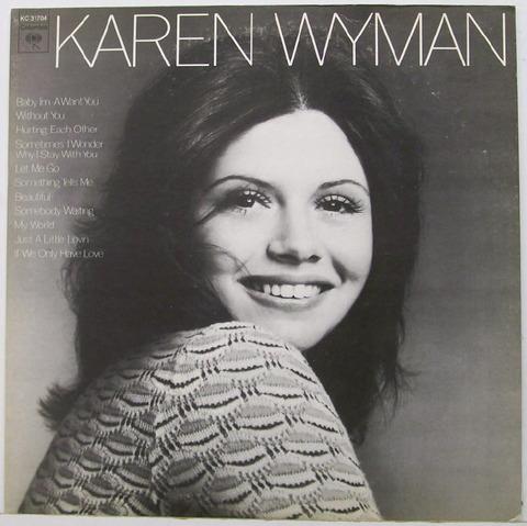 Karen Wyman - KC 31704 (1973)