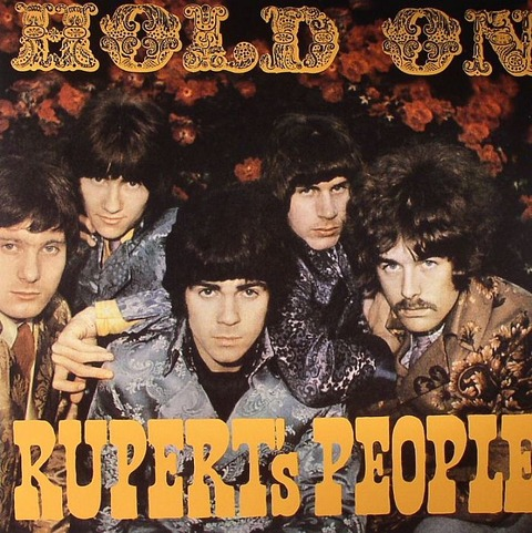 Rupert's People - Hold On (2013)