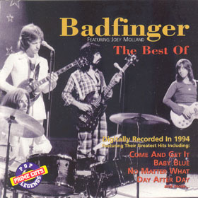 Best Of Badfinger 1994 featuring Joey Molland 1996