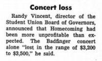 The Aquin Oct 30, 1970 a