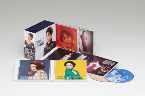 江利チエミ メモリーズBOX<洋楽編> (2012)