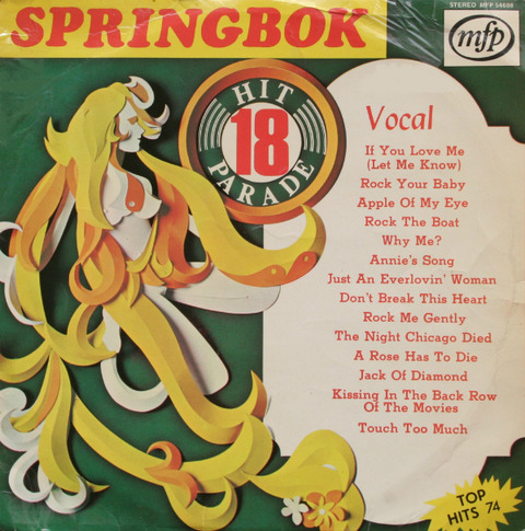 Springbok Hit Parade 18 (1974)