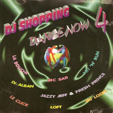 Minnesota DJ Shopping Dance Now - Vol.4