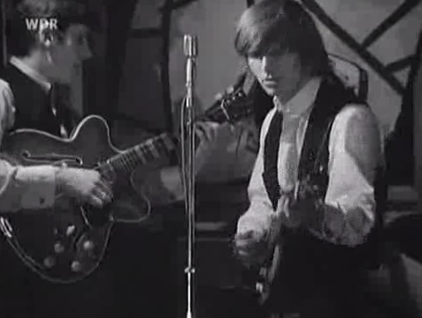 The Masterminds - Brian Slater + George Cassidy 1964