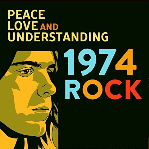 Just a Chance Peace Love and Understanding 1974 Rock