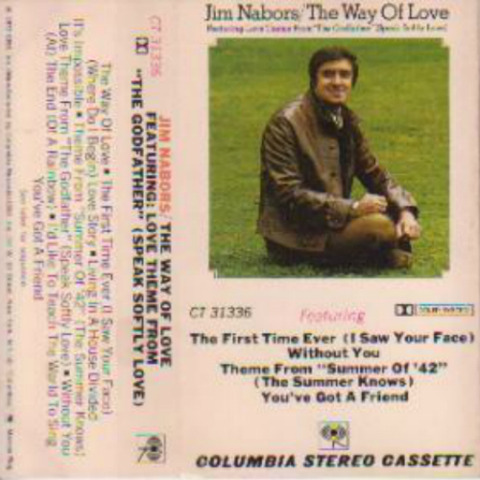 Jim Nabors ‎- The Way Of Love CT