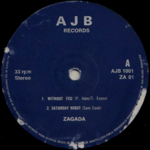 Zagada - The Zagada and Fans r1