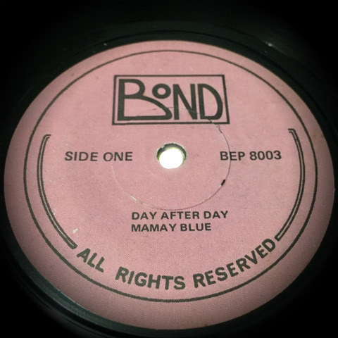 Badfinger Day After Day EP Bond BEP 8003 a