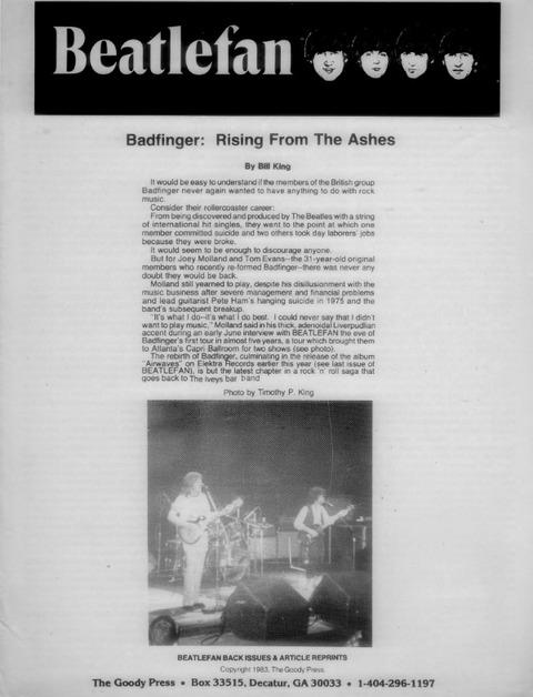 Beatlefan 345-1