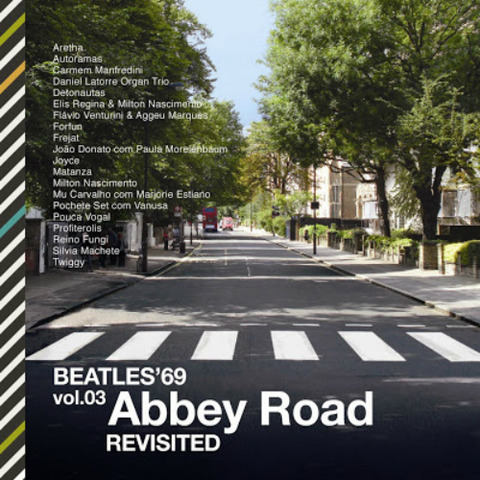 Reino Fungi - Abbey Road Revisited