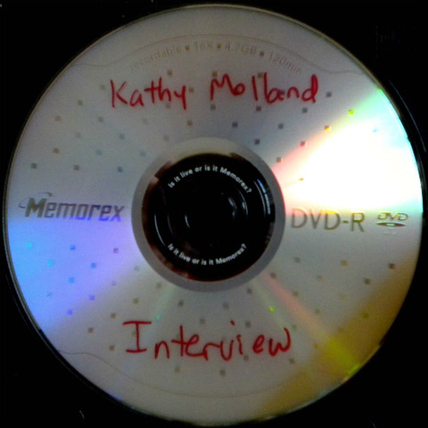 Kathie Molland Interview DVD