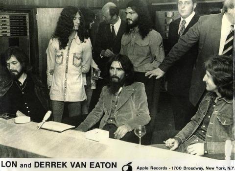 Lon and Derrek Van Eaton Apple