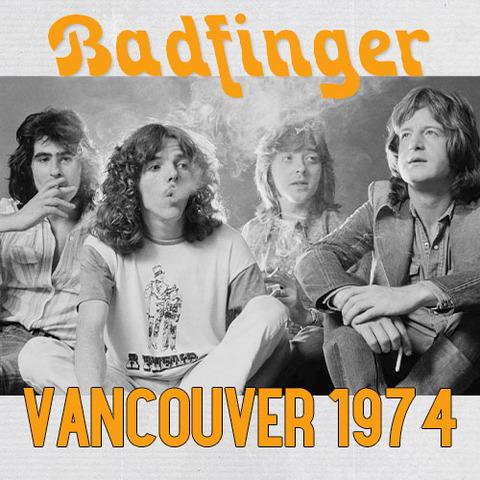 Badfinger-Vancouver-1974
