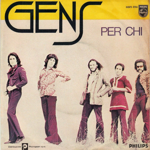 Gens - Per chi 6025 056 a