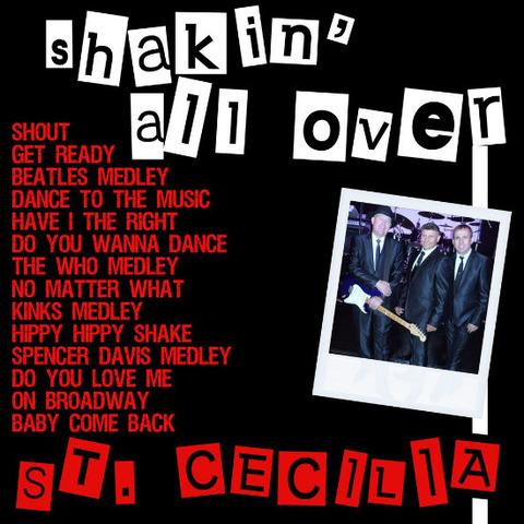 St Cecilia - Shakin All Over