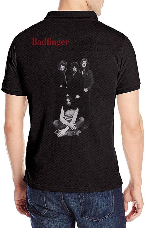 TONIY - Badfinger Timeless ポロシャツ