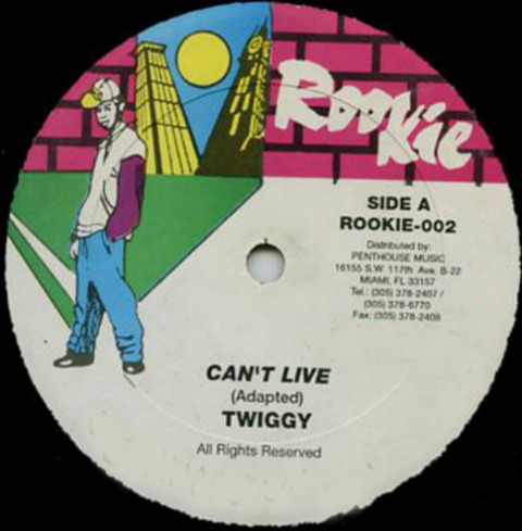 Twiggy - ROOKIE-002