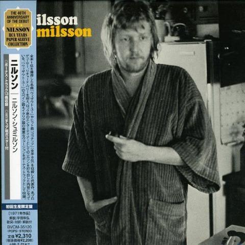 BVCM-35120 Nilsson Schmilsson [Cardboard Sleeve] 2008 obi