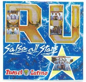 Perú Salsa All Star - Para el mundo latino (CD)