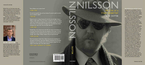 Alyn Shipton - Nilsson The Life of a Singer-Songwriter (2013)