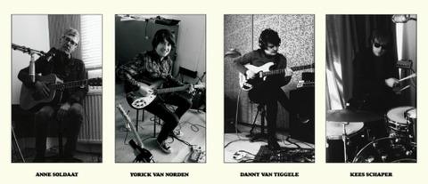 Anne Soldaat & Yorick van Norden Unsung Heroes c