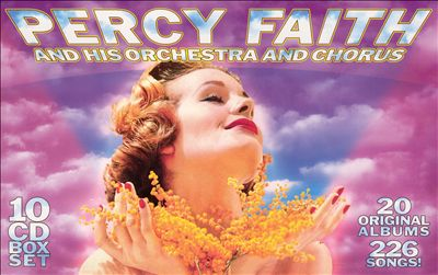 Percy Faith - I'll Take Romance