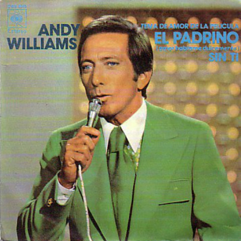 Andy Williams - CBS 8046