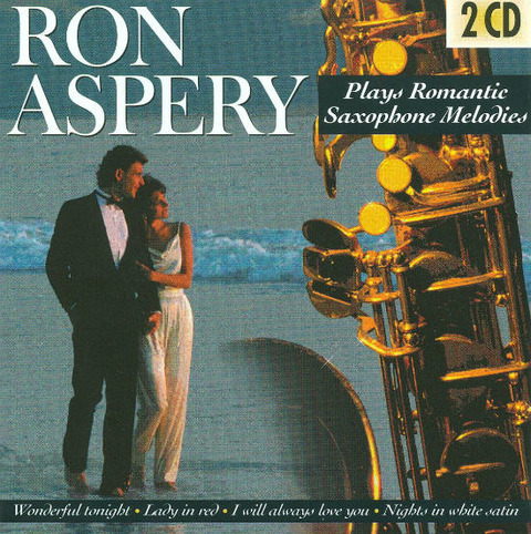 Ron Aspery Romantic Saxophone Melodies