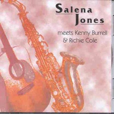 Salena Jones - Meets Kenny Burrell & Richie Cole (1997)