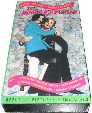 The Magic Christian VHS 101m Republic 2