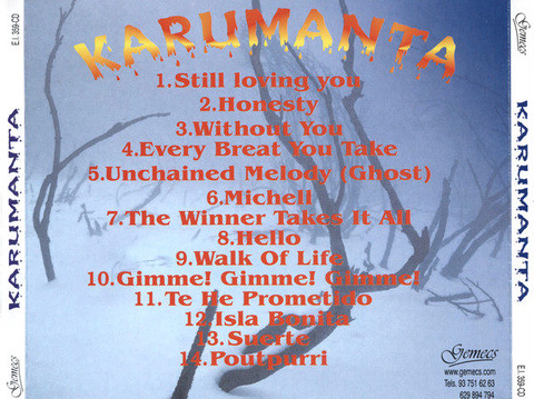 Karumanta Without You b