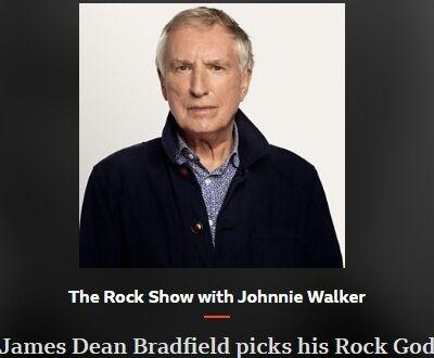 Rock Show with Johnnie Walker - James Dean Bradfield (Sep 2020)